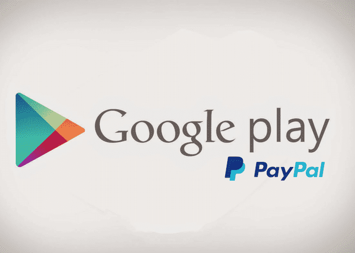 pagar con paypal en google play de forma segura